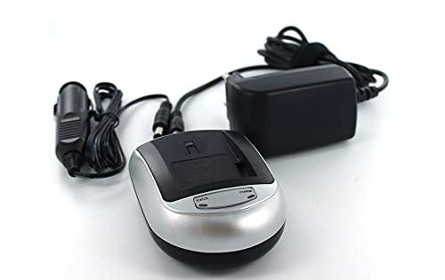 AGI - Cargador de repuesto compatible con Canon IXUS 155