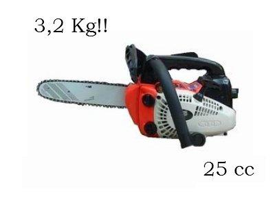 Motosega per potatura - Tagliarami 25cc lama 30cm leggera e maneggevole (Cod.:2130)