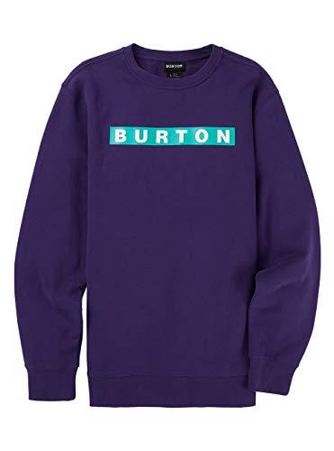 Burton Herren Sweatshirt Vault, Parachute Purple, XL, 20371104500