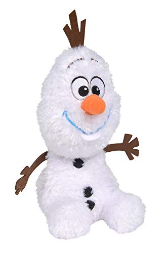 Simba 6315877641 Disney Frozen 2, Friends Olaf 25cm