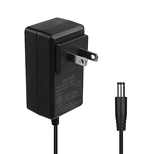 PJAKE Compatible for for Fugoo,Anker A3143, Blitzu Cyborg,Beats Pill, Omaker M4, JBL, Bose, iHome, UE BOOM, Jawbone Wireless Portable Speakers (5v) Ac Dc Adapter Charger Power Supply for two 6ft cord