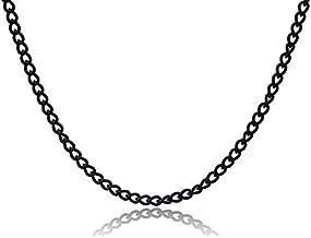 YUANQING 5 Meter/los breite 2mm Mode legierung Schwarz Ton gliederkette Fitting Frauen DIY Machen Schmuck halskette Armband zubehör