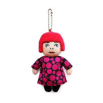 草間彌生 ALL ABOUT MY LOVE 私の愛のすべて 松本市美術館 限定 YAYOIちゃん 人形