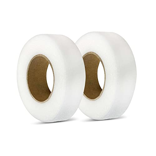 ✮GARANTIE A VIE✮-CZ Store®-ruban thermocollant 27 YARDS X2(50 M) LARGEUR 20 MM ✮✮Marque Française✮✮-Ourlet thermocollant rideau/pantalon/robe/jean/vetement-bande thermocollante transparente pour tissu