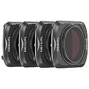 Skyreat ND Filters for DJI Mavic Air 2 Accessories,Polarizer ND Filter 4-Pack (ND8PL ND16PL ND32PL ND64PL)