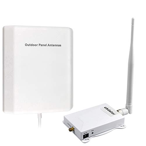 Verizon Signal Booster 4G LTE Cell Phone Signal Booster FDD 700Mhz 65dB Cellular Signal Amplifier Verizon obdator Band 13 High Gain Mobile Phone Signal Booster for Home