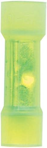 fijaci/ón de tubo /ángulo de 90 grados. junta de tubo Paquete de 10 conectores cuadrados de 2 v/ías de nailon conector de tubo resistente
