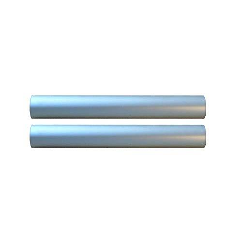 ALUBOX Traversini Per Fissaggio Cassetta Postale, Alluminio, 2 Pezzi