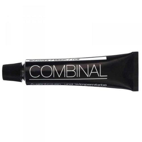 Combinal Teinture pour Cils et Sourcils Noir 15 ml