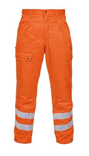 EN 471-RWS winterbroek, oranje