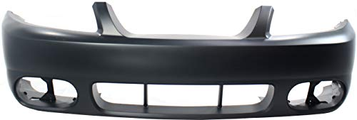Garage-Pro Front Bumper Cover Compatible with FORD MUSTANG 2003-2004 Primed Cobra Model
