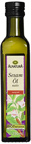 Alnatura Bio Sesamöl nativ, 250ml