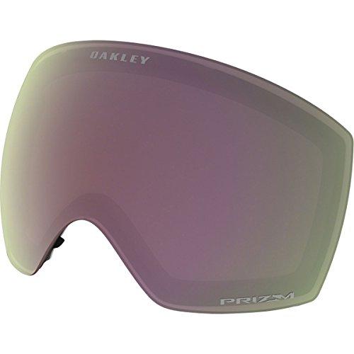 Oakley Men's Flight Deck Snow Goggle Replacement Lens, Large, Prizm Hi Pink