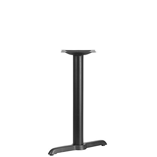 Flash Furniture 5'' x 22'' Restaurant Table T-Base with 3'' Dia. Table Height Column