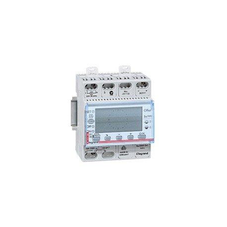 Legrand LEG03720 - ~ Inter digital programable zona de iluminación al aire libre 1 salida 250 V ~