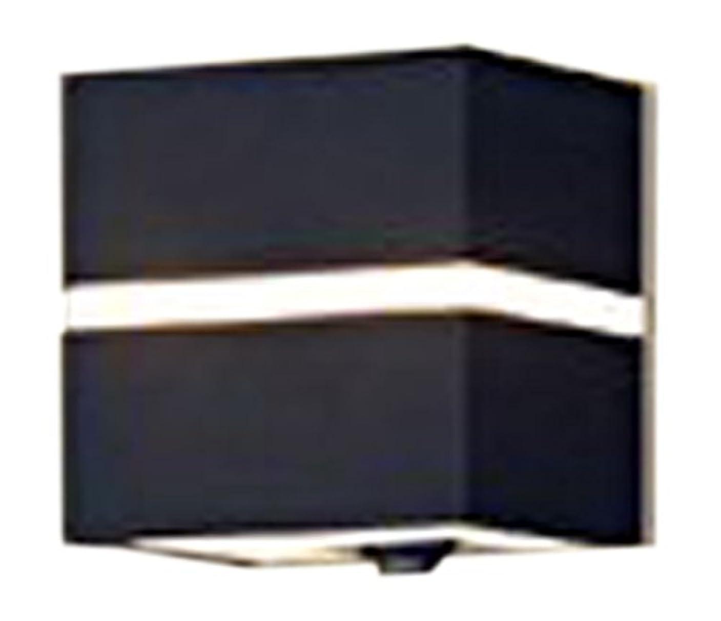 市の花キノコ乱雑なパナソニック(Panasonic) LEDポーチライトFreePaお出迎えシンプルタイマー(直付タイプ)電球色(オフブラック) LSEWC4020LE1