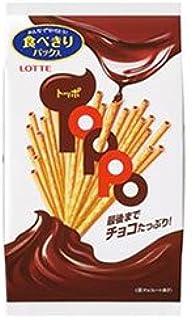 ロッテ トッポ 8袋入 1ケース(12個入)