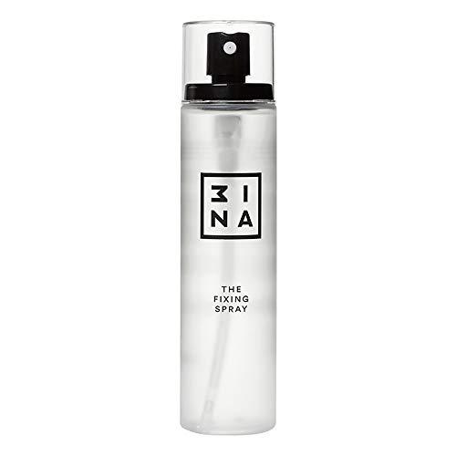 3INA Maquillage Le Fixateur spray Longue Tenue Matifiant Rafraichissant, 100 ml