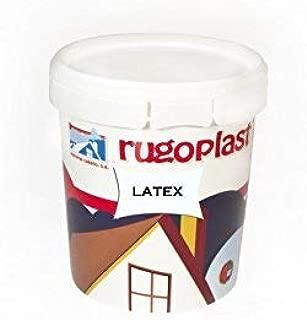 Rugoplast - Pintura latex concentrado para fijar fondos fijos y neutros en interior de yeso, escayla y derivados. Se aplica como fijador antes de la aplicación de la pintura, 750 ml