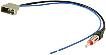 Best Kit BAA36 Aftermarket Antenna Adapter for Nissan//Suzuki Vehicles 2007-Up