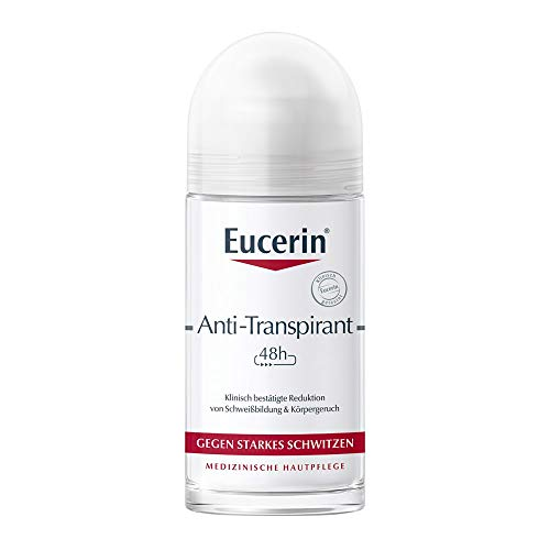 Eucerin Deodorant Antitranspirant Roll on 48 h 50 ml