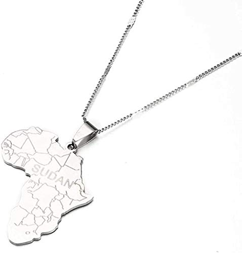 ZPPYMXGZ Co.,ltd Collar de Moda Anillo Creativo Fresco y Simple Salvaje Mujer Salvaje Claver 41 + 5cm Amo tu Mejor Regalo