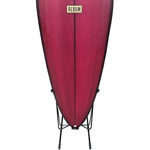 Cor Surf Surfboard Stand | Funciona con Shortboards Longboards | No se necesita aleta central