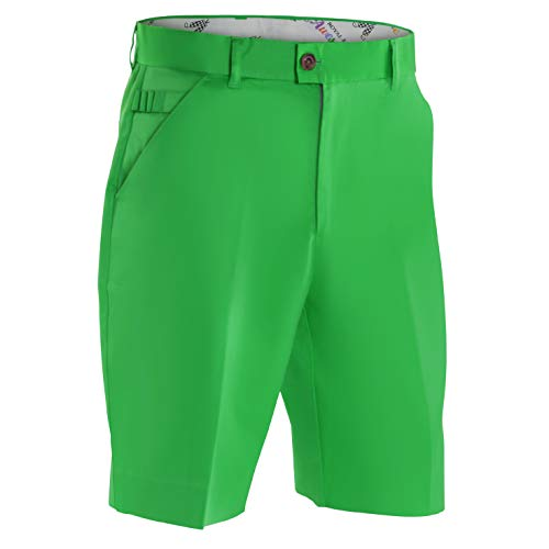 Royal & Awesome Greenside Bright Mens Golf Shorts - 32W