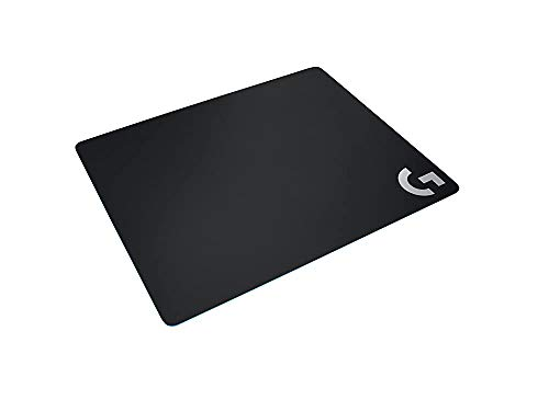Logitech G240 Cloth Gaming Mouse Pad for Low DPI Gaming (Renewed)