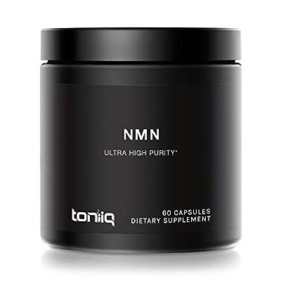 Toniiq NMN Capsules Parent Listing