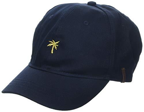 Barts Unisex Posse Baseball Cap, Blau (Denim 38), One Size (Herstellergröße: UNIC)