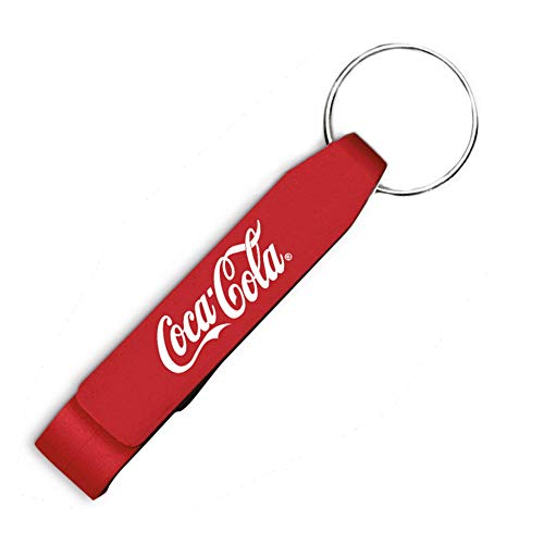 Portachiavi apribottiglie Coca Cola