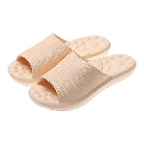 Badschoenen voor dames, antislip, met zachte afdekking, slipvast voor binnen, outdoor, outdoor-producten, zachte, schuimrubberen zwemschoenen C, 39