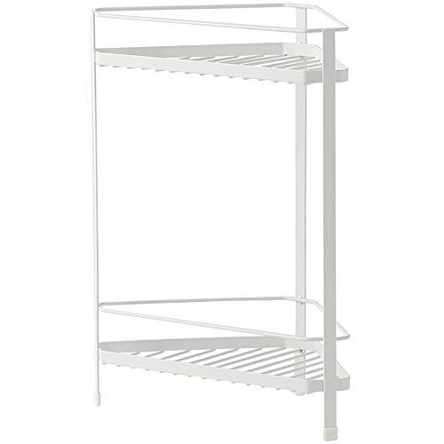 plank Peaceip wit Ventilator vloer rek smeedijzer keuken hoek statief badkamer 2 verdiepingen opslag standaard