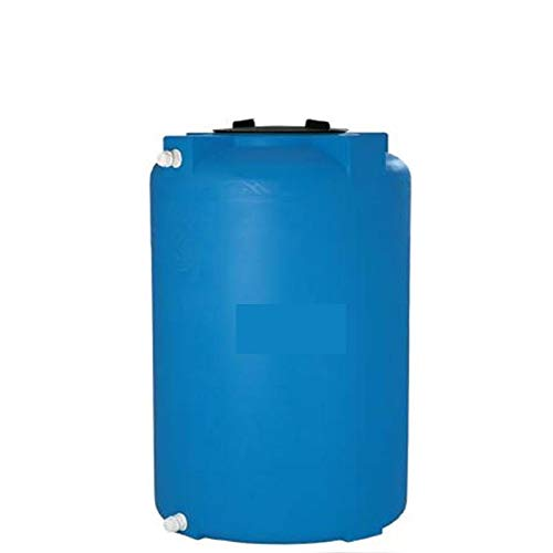 Depósito cisterna 500 litros cilíndrico Cordivari Polietileno recolecta agua