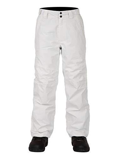 Pantalon de ski pour femme, femme, Claw Hammer, Total White, moyen