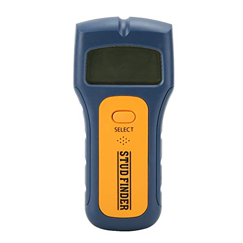 LZKW Handheld Voltage Detect Stud Finder, Metal Detector, Floor Scanner Durable for AC Wood Metal Wire