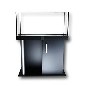 Diversa AQUARIUM WITH STAND/CABINET Professional Fish Tank – Real Original Guardian Glass, Standard Rectangle (112 Litre Aquarium)