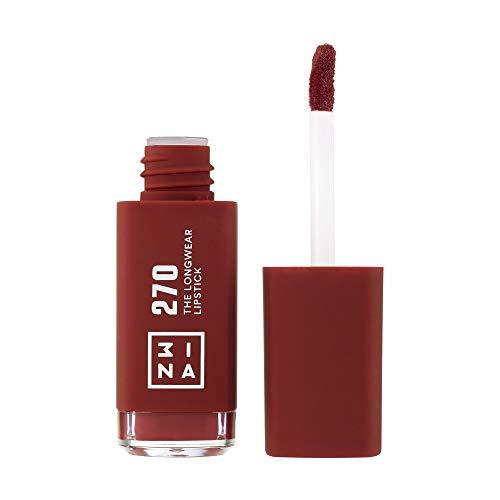 3INA | Maquillage Sans Cruauté | Vegan | Rouge à Lèvres | Longue Tenue | Hautement...
