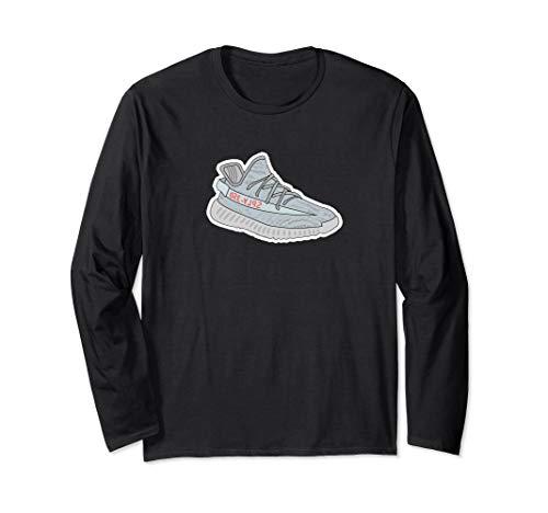YZY 350 Long Sleeve T-Shirt