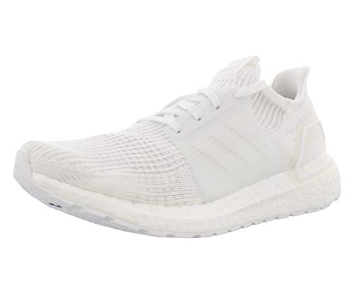 adidas Ultraboost 19 Shoes Men's, White, Size 10.5