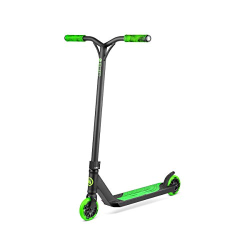 Hipe Patinete Scooter Freestyle H3 (Black/Green)