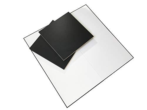 Apostrophe Games En Blanco Juego de Mesa (3 Juego Juntas de 50.8 cm x 50.8 cm)