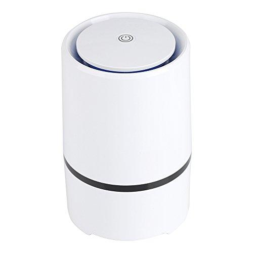 Purificador aire,USB portátil escritorio Eliminadores