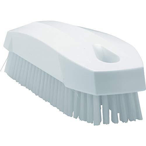 Vikan Hygiene 6440-5 Nail brush,white, stiff, 130mm /25