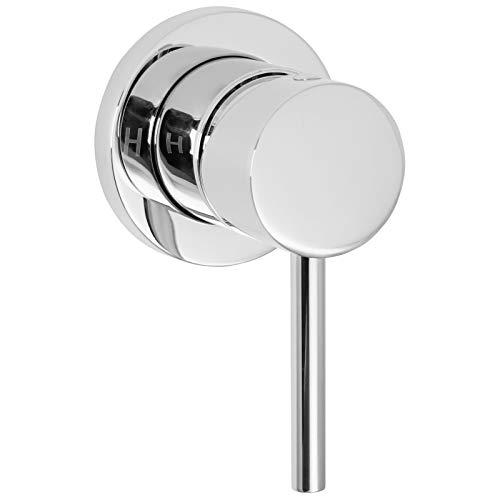 Welfenstein Unterputz Armatur UDA37 Einhebelmischer für Dusche oder Wanne