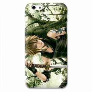 Coque pour iphone 6 Plus / 6s Plus Manga - Divers - Bois N