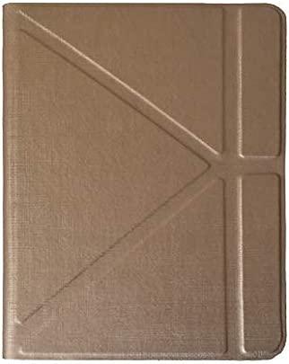 XSYYQYLL Intelligente ultrad nne Bluetooth-Tastaturh lle Tastaturabdeckung  Color Gold