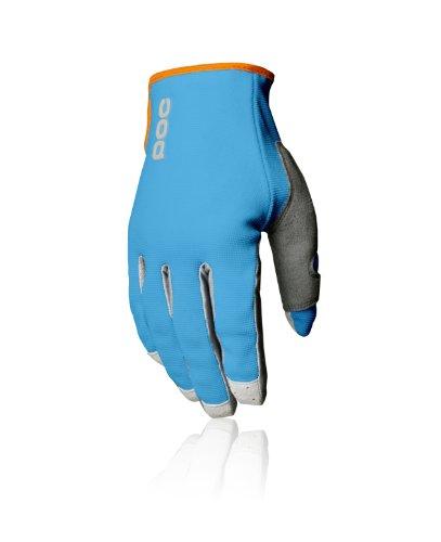 POC Index Air - Guantes de Ciclismo para Hombre, tamaño S, Color Azul