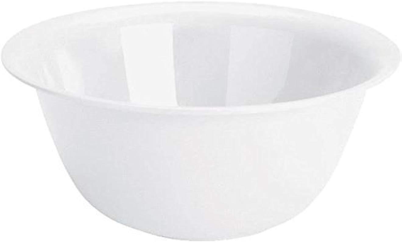 Sterilite Plastic Bowl 6 Qt Pack Of 6